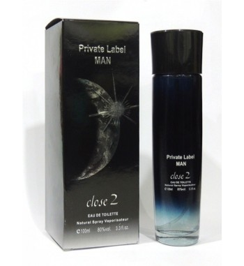Private Label Eau de Toilette 100ml voor Hem by Close 2