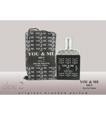 You & Me for Men by Close2