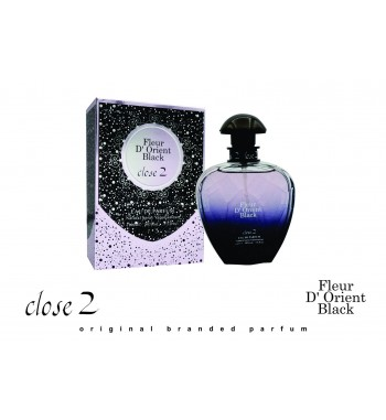 Fleur D orient Black for Her by Close 2