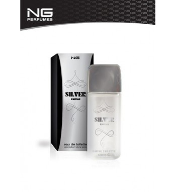 Silver edition 100ml EDT by NG