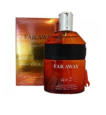 Far Away for Men by Close2