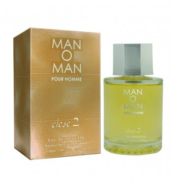Man O Man for him by Close2
