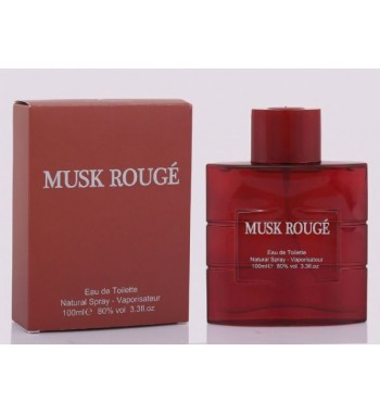 Musk Rouge for him by Fine Perfumery