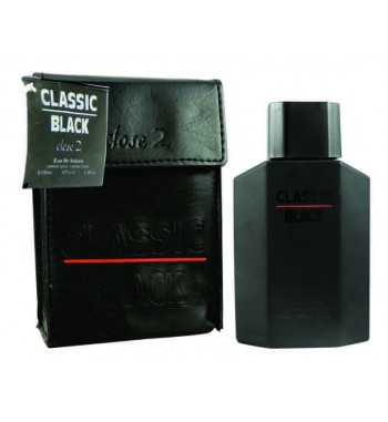 Classic Black for him by Close 2