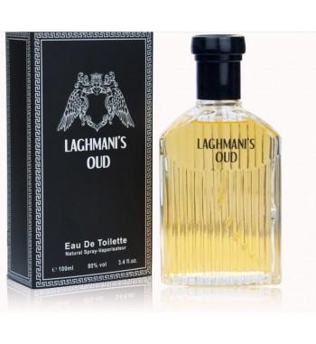 Laghmani's Oud Black for him by Fine Perfumery Giftset