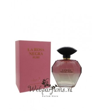 La Rosa Negra pure for her by Close 2