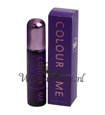 Colour me Purple for her by Milton Lloyd