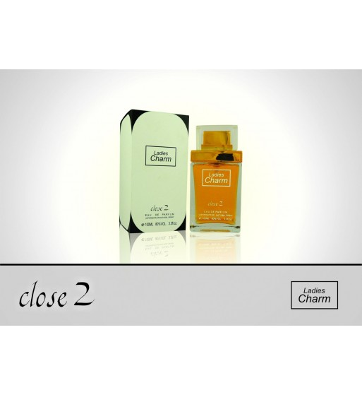 Ladies Charm 100ml Eau de Parfum by Close 2