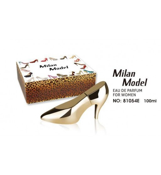Milan Model Eau de Parfum 100ml by Tiverton voor haar
