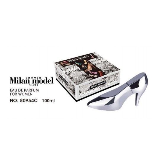 Milan Model Silver by Triverton