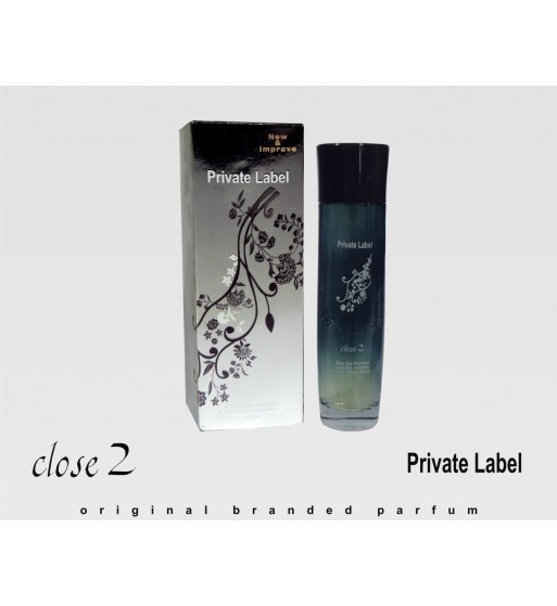 Private Label Woman by Close2