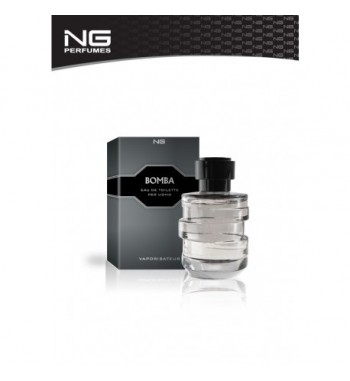 Bomba for men by NG