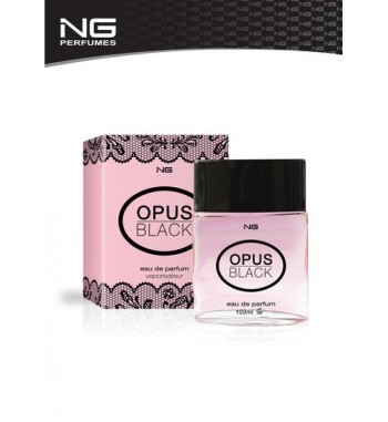 Opus Black for her by NG