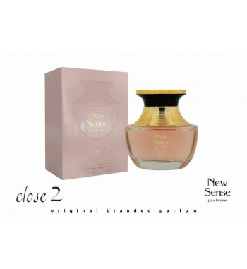 New Sense 100 ml edp for Her by Close2