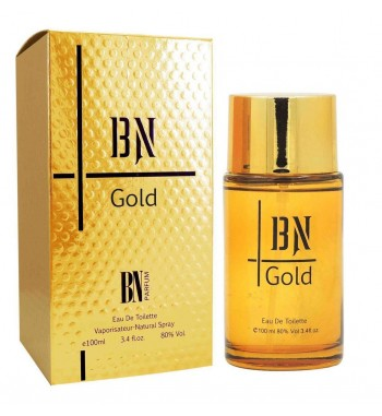 Gold for men  100ml EDT by BN