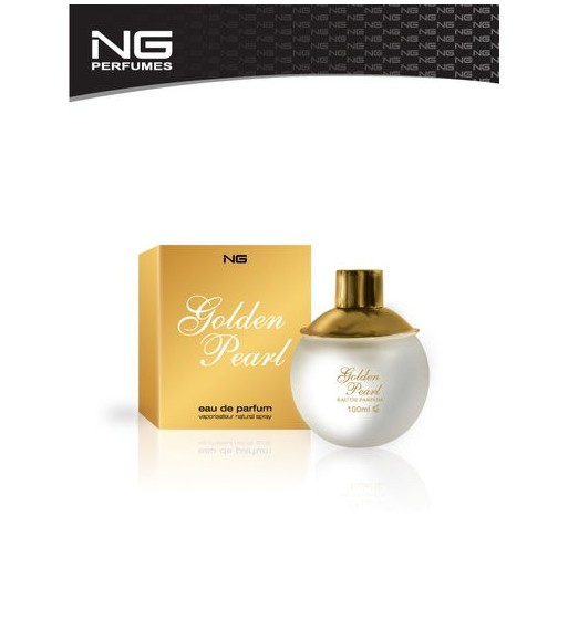 Golden Pearl 100ml EDP for her by NG
