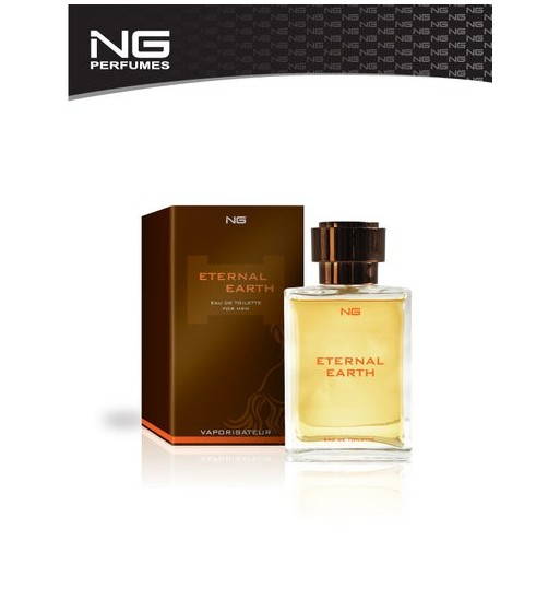 Eternal Earth 100ml EDT by NG