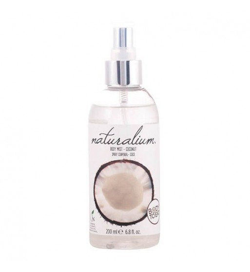 COCONUT body mist 200 ml by Naturalium