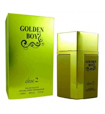 Golden Boy EDT Close 2