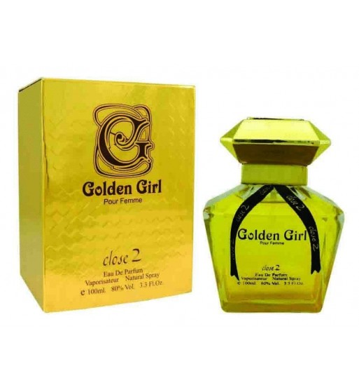 Golden Girl Eau de Parfum Close 2