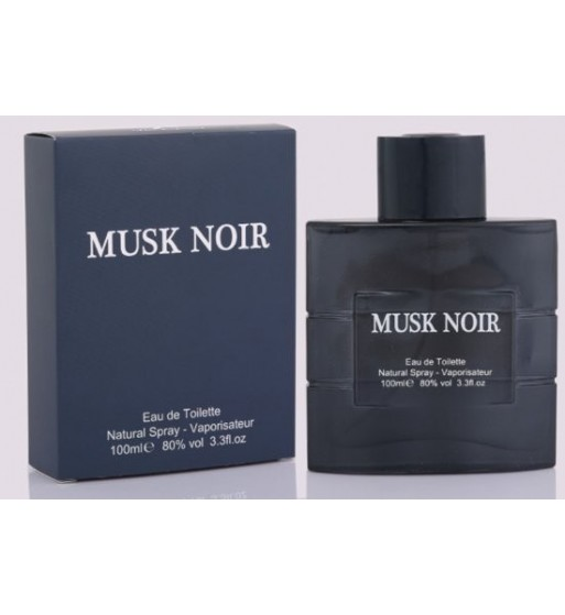 Musk Noir for him by Fine Perfumery