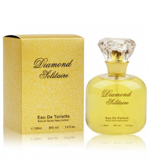 Diamond Solitaire for her by Fine Perfumery