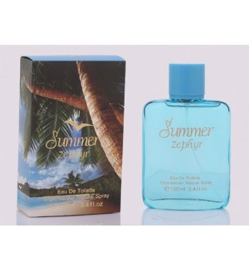 Summer Zephyr for him by Fine Perfumery