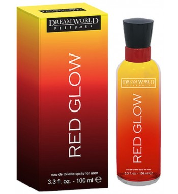 Red Glow for him by Dreamworld