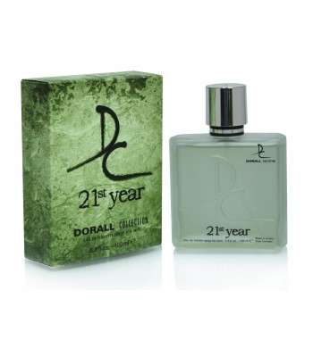 21st Year for him by Dorall
