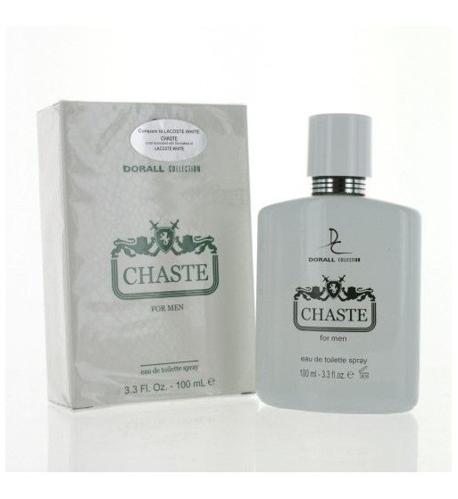 Chaste White for him by Dorall