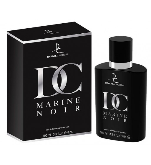 DC Marine Noir for him by Dorall