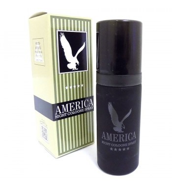 America Night Cologne Spray for him by Milton Lloyd
