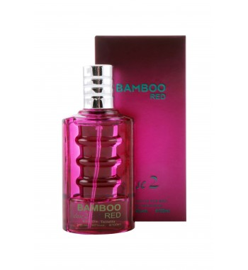 Bamboo Red for him by Close 2