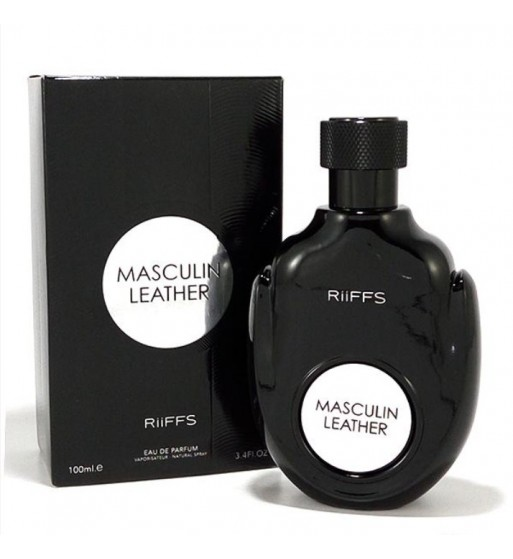 Masculin Leather for him by Riiffs