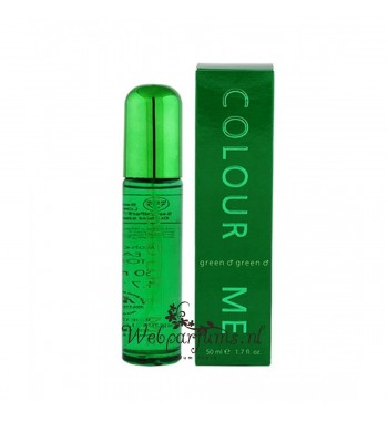 Colour me Green for him by...