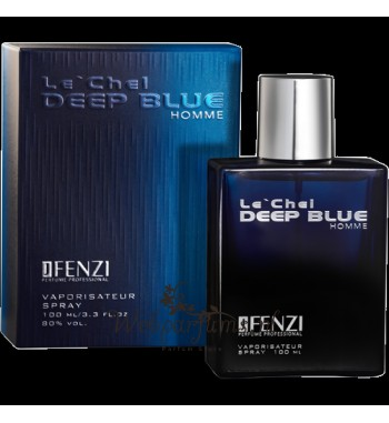 Le'Chel Deep Blue for him...