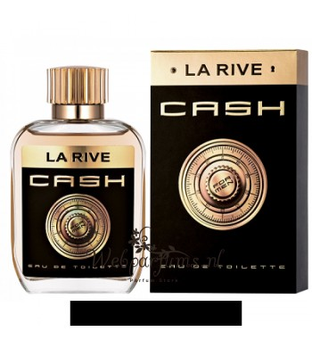 Cash for him by La Rive