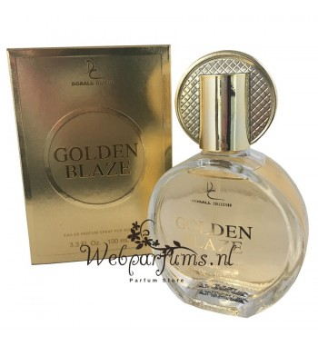 Golden Blaze for her by Dorall