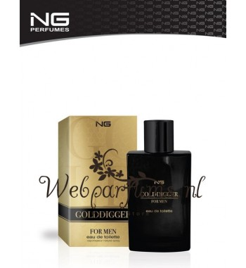 Golddigger for him by NG