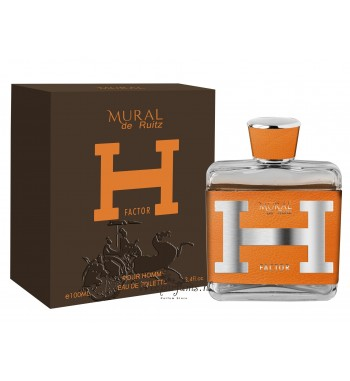H Factor for him by Rich &...