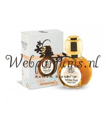 white Oud Parfum olie by...