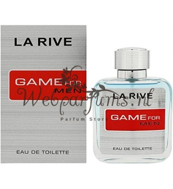 Game for men by La Rive